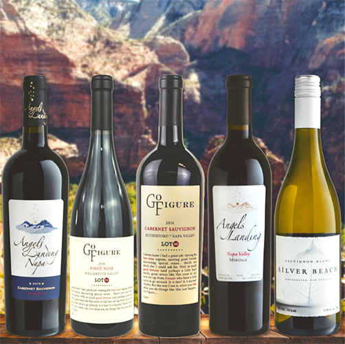 15 New Arrivals from Wine and Spirits Guild of America