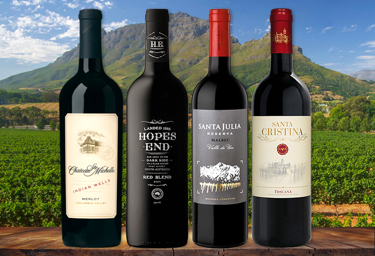 20-Wines All 90+ Points…all under $15!