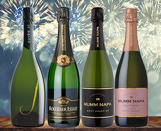 7 Spectacular Sparklers for New Year's Eve