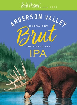 Anderson Valley Brut Extra Dry IPA