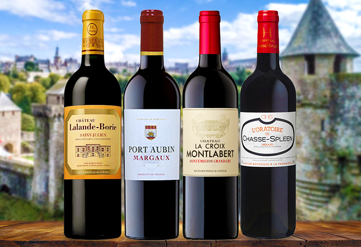 Bordeaux 2015 New Arrivals