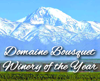 DOMAINE BOUSQUET - Winery of the Year