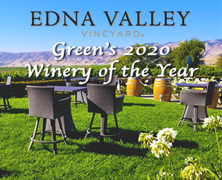 Edna Valley - Green's 2020 Winery of the Year