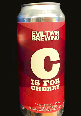 Evil Twin C is for Cherry