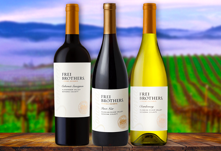 2019 Winery of the Year – Frei Brothers Reserve
