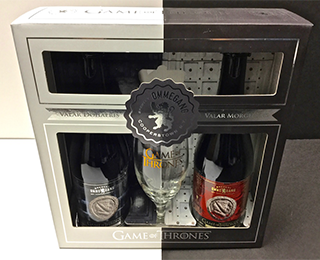 Game of Thrones Gift Set