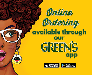 The Green's App is now available!