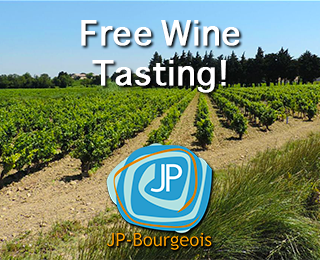 Free Virtual Tasting with importer Jean-Philippe Bourgeois!