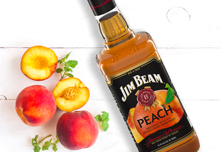Product Highlight: Jim Beam Peach Whiskey