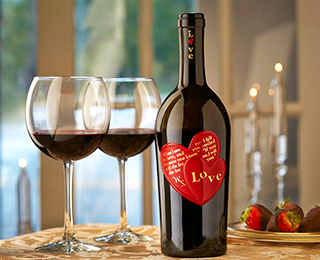 "Product Highlight: Natale Verga ""Love"" Red"