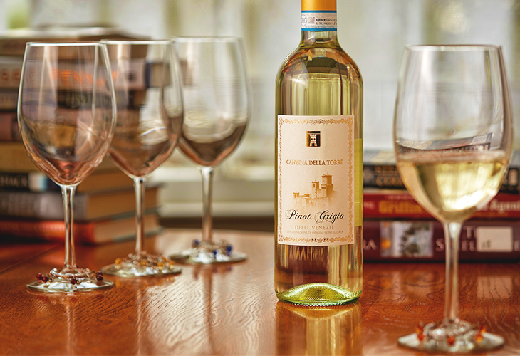 Product Highlight: Cantina Della Torre Pinot Grigio