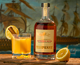 Product Highlight: Tenpenny Gran Reserva Spiced Rum