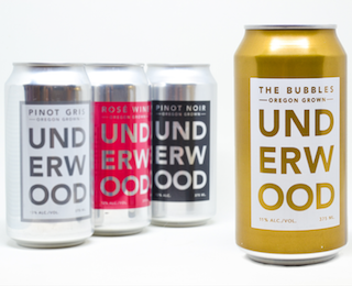 Underwood Canned Wines