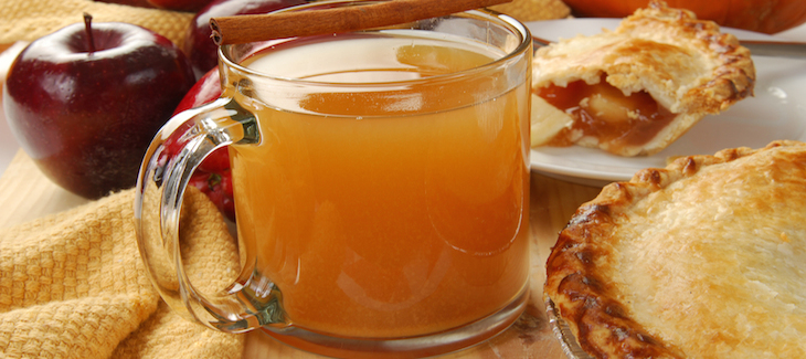Pumpkin Apple Cider